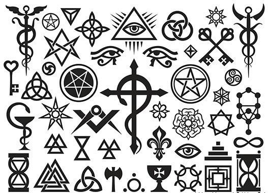 okultsymbole